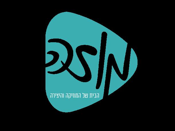 לוגו מוזה הבית של המוזיקה והיצירה לדפי נחיתה